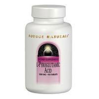 L-Pyroglutamic acid 1000 mg tablets - 60 ea