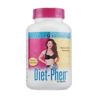 Source Naturals Diet Phen tablets picture label - 45 ea