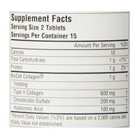 Source Naturals Hyaluronic acid skin eternal 50 mg tablets - 30 ea
