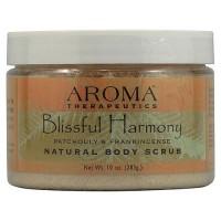 Abra Therapeutics Blissful Harmony Patchouly and Frankincense Body Scrub - 10 Oz