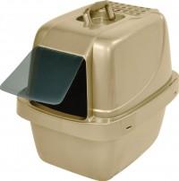 Van Ness Plastic Molding sifting enclosed cat pan - 19.5x15x17.5 in, 3 ea