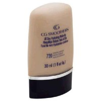 Covergirl smoothers liquid make up 720, creamy natural - 2 ea