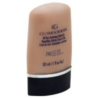 Covergirl smoothers liquid make up 745, warm beige - 2 ea