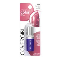 Cover girl continuous color cream lipstick, its your mauve #030 - 2 ea