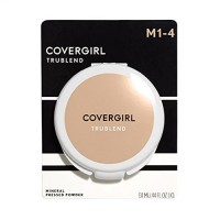 Cover girl trublend pressed powder, translucent  honey #3 - 2 ea