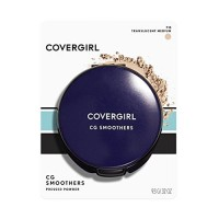 Covergirl smoothers pressed powder foundation 715, translucent medium-n - 2 ea