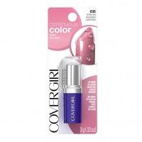 Covergirl continuous color lipstick, smokey rose - 2 ea