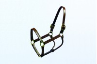 Beiler'S Manufacturing thoroughbred halter - horse, 12 ea
