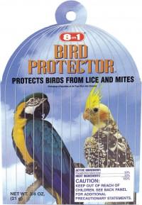 Eight-In-One Sa/Bird mite & lice bird protector- large caged birds - .75 oz, 7 ea