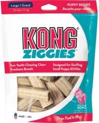 Kong Company puppy ziggies - 8 oz/large, 24 ea