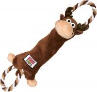 Kong Company tugger knots moose - medium/large, 24 ea