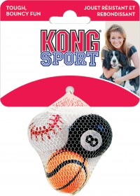 Kong Company sport balls - xsmall/3 pack, 48 ea