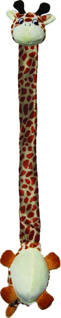 Kong Company danglers giraffe dog toy - medium, 24 ea