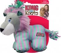 Kong Company carnival knots lion - small/medium, 24 ea