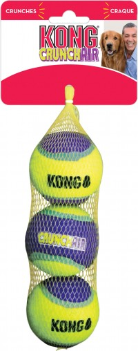 Kong Company crunchair balls - medium, 48 ea
