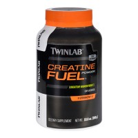 Twinlab creatine fuel powder unflavored supplements - 10.6 oz