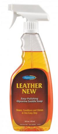 Farnam Companies Inc leather new glycerine saddle soap spray - 16 ounce, 6 ea