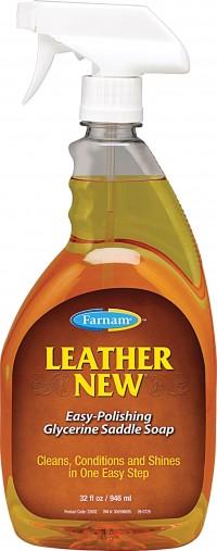 Farnam Companies Inc leather new glycerine saddle soap spray - 32 ounce, 6 ea