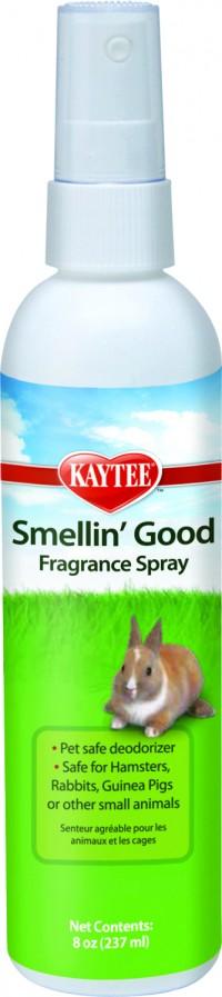 Super Pet smellin good spray fragrance - critter - 6 oz, 12 ea
