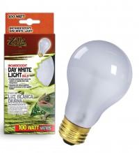 Zilla day white light incandescent bulb - 100 watt, 24 ea