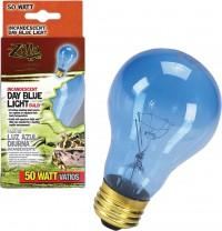 Zilla day blue light incandescent bulb - 50 watt, 24 ea