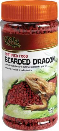 Zilla fortified bearded dragon food - 6.5 ounce, 6 ea