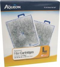Aqueon Products-Supplies aqueon filter cartridge - large/12 pack, 6 ea