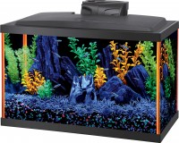 Aqueon Products - Glass aqueon neoglow aquarium kit rectangle - 10 gallon, 1 ea