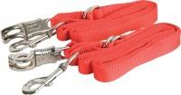 Gatsby Leather Company adjustable nylon crossties with panic strap - 5-9 feet, 1 ea