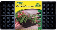 Jiffy/Ferry Morse Seed Co seed start greenhouse kit superthrive - 72 cell, 14 ea