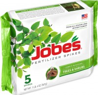 Jobes Company jobe's fertilizer spikes for trees & shrubs - 5 pack, 12 ea