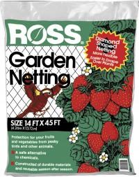 Jobes Company ross garden netting - 14x45 foot, 9 ea