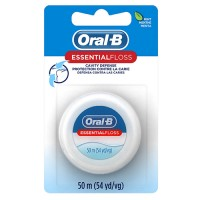 Oral-b essential floss mint - 4 ea