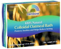 Rainbow Research Colloidal Oatmeal Bath and Body Wash, Lavender Scent - 12 oz