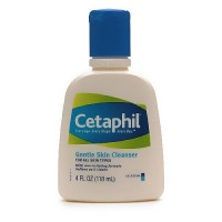 Cetaphil gentle skin cleanser for all skin types - 4 oz