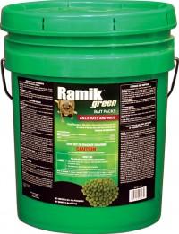 Neogen Rodenticide D ramik green bait packs - 4 ounce/60 pack, 1 ea