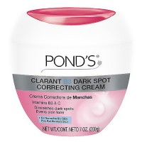 Ponds clarant B3 anti-dark spots moisturizer face cream, normal to dry skin, 7 Oz