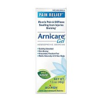 Boiron Arnica Pain Relief Gel, Homeopathic Medicine - 1.5 oz