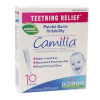Boiron teething relief camilia - 10 ea