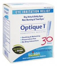 Boiron Optique 1 Eye Irritation Relief Eye Drops 30 dose - 0.013 oz