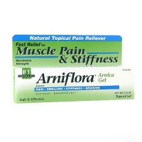 Boericke and Tafel, Arniflora Arnica Muscle Pain Gel - 2.75 oz