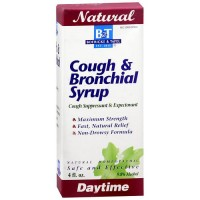 Natures Way B&T Syrup Cough N Brncil Orig - 4 oz