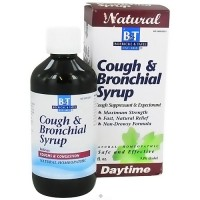 Boericke and Tafel Cough and Bronchial syrup - 8 oz