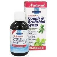 Boericke and Tafel Childrens cough and bronchial syrup - 4 oz