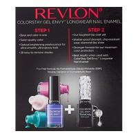 Revlon colorstay gel envy longwear nail enamel, roulette rush - 2 ea