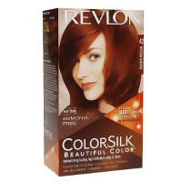 Colorsilk By Revlon, Ammonia-Free Permanent, Haircolor: Medium Auburn #42 - 1 Ea