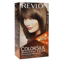 Colorsilk By Revlon, Ammonia-Free Permanent, Haircolor: Light Ash Brown #5A - 1 Ea