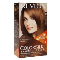 Colorsilk By Revlon, Ammonia-Free Permanent, Haircolor: Light Golden Brown #54 - 1 Ea