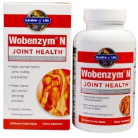 Wobenzym N joint health enteric-coated tablets - 200 ea