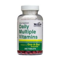 Mason Natural Daily Multiple Vitamins - 365 Tablets